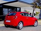 Photos of Alfa Romeo MiTo ZA-spec 955 (2009)