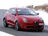 Photos of Alfa Romeo MiTo Quadrifoglio Verde 955 (2009–2011)