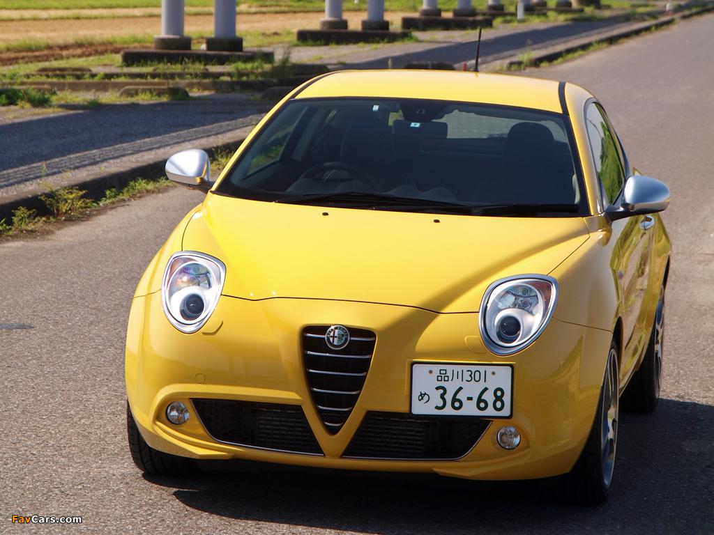 Photos of Alfa Romeo MiTo Imola 955 (2009) (1024 x 768)