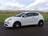 Photos of Alfa Romeo MiTo Quadrifoglio Verde UK-spec 955 (2011)