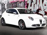 Photos of Alfa Romeo MiTo Quadrifoglio Verde AU-spec 955 (2011)