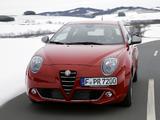 Pictures of Alfa Romeo MiTo Quadrifoglio Verde 955 (2009–2011)