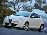 Pictures of Alfa Romeo MiTo AU-spec 955 (2009)