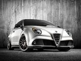 Pictures of Alfa Romeo MiTo GTA Concept 955 (2009)