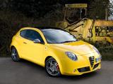 Pictures of Alfa Romeo MiTo Cloverleaf 955 (2010–2011)