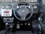 Pictures of Alfa Romeo MiTo Quadrifoglio Verde AU-spec 955 (2010–2011)