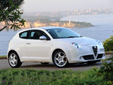 Alfa Romeo MiTo AU-spec 955 (2009) wallpapers