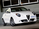 Alfa Romeo MiTo Quadrifoglio Verde ZA-spec 955 (2010–2011) wallpapers