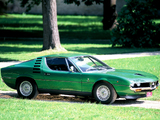 Alfa Romeo Montreal 105 (1970–1977) wallpapers