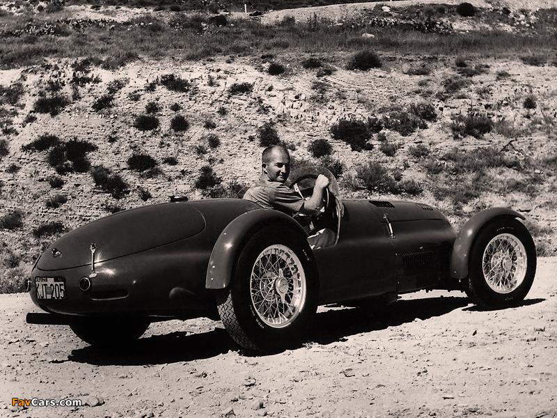 Nardi-Danese Alfa Romeo Roadster (1948) pictures (800 x 600)