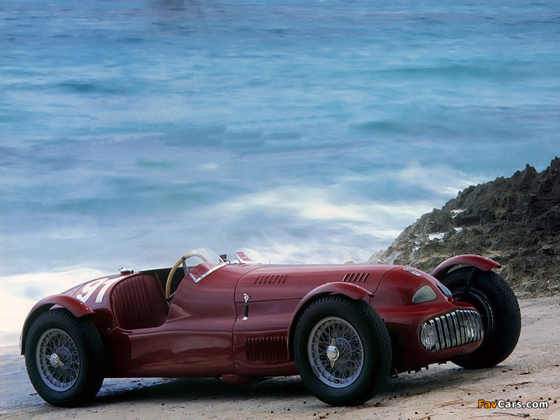 Pictures of Nardi-Danese Alfa Romeo Roadster (1948) (800 x 600)
