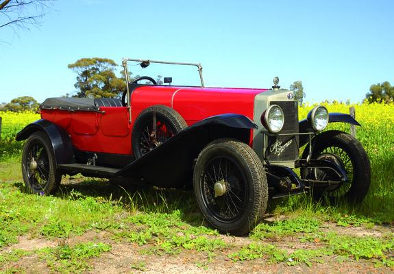 Alfa Romeo Rl S Tourer 19221925 Photos