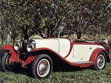 Alfa Romeo RL SS Corto by Castagna (1925–1927) pictures