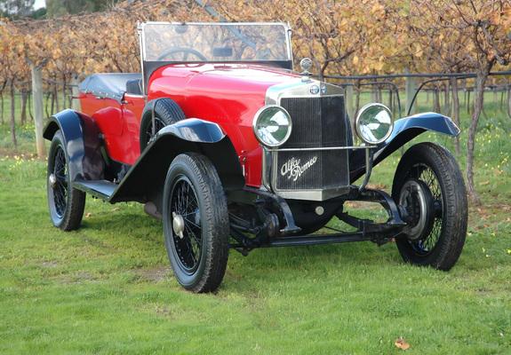 Alfa Romeo Rl S Tourer 19221925 Wallpapers