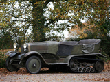 Alfa Romeo RM Winter Sports Half Track (1925) images