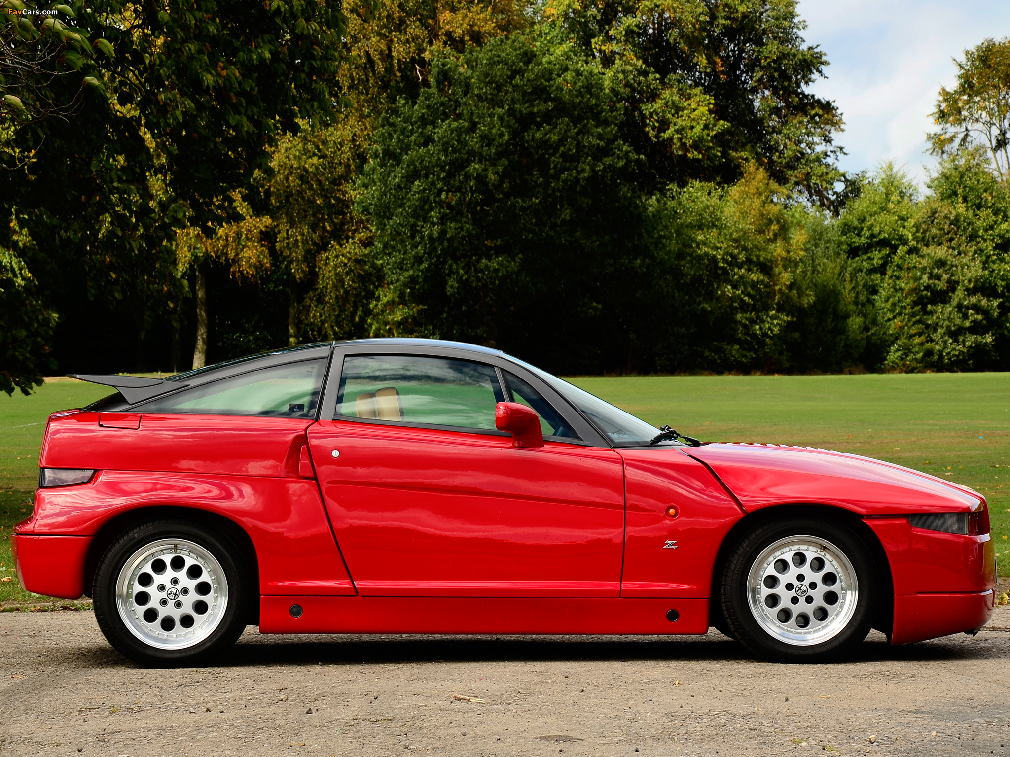 Alfa Romeo S Z 162c 1989 1991 Photos 2048x1536