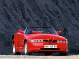Alfa Romeo R.Z. 162D (1992–1993) wallpapers