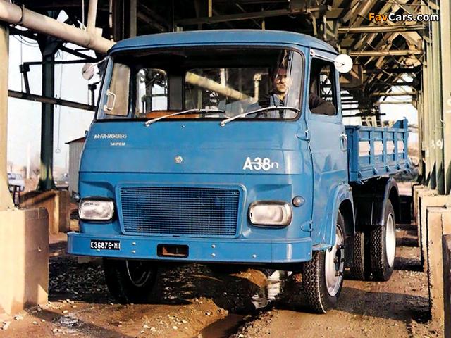 Pictures of Alfa Romeo Saviem A38n 120 (1972–1974) (640 x 480)
