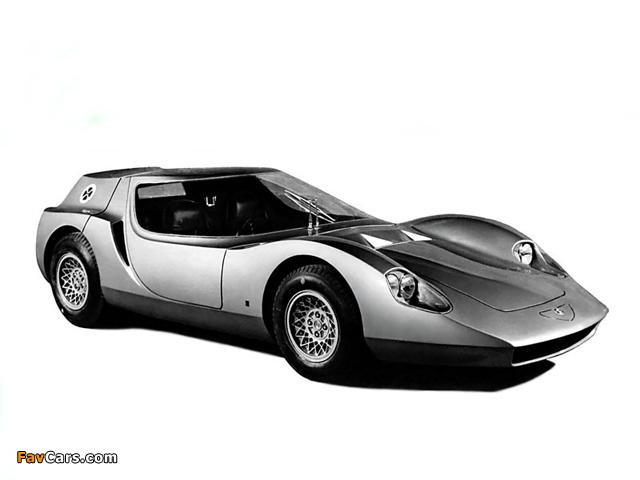 Alfa Romeo Scarabeo by OSI (1966) images (640 x 480)