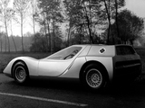 Pictures of Alfa Romeo Scarabeo by OSI (1966)