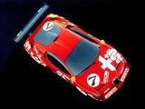 Alfa Romeo Scighera GT (1997) photos