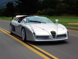 Alfa Romeo Scighera (1997) photos
