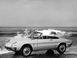 Alfa Romeo Spider 1600 Duetto 105 (1966–1967) photos