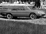 Alfa Romeo 1750 Spider Veloce 105 (1967–1969) photos