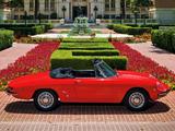 Alfa Romeo 1750 Spider Veloce US-spec 105 (1968–1969) pictures
