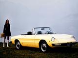 Alfa Romeo 1750 Spider Veloce 105 (1969–1971) images
