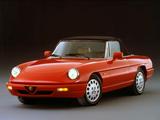 Alfa Romeo Spider 115 (1990–1993) photos
