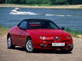 Alfa Romeo Spider 916 (1998–2003) pictures