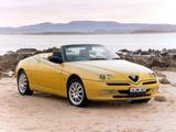 Alfa Romeo Spider AU-spec 916 (1998–2003) pictures