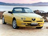 Alfa Romeo Spider AU-spec 916 (1998–2003) wallpapers