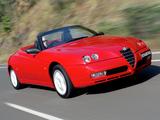 Alfa Romeo Spider AU-spec 916 (2003–2005) images