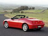 Alfa Romeo Spider AU-spec 916 (2003–2005) photos