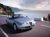 Alfa Romeo Spider 916 (2003–2005) pictures
