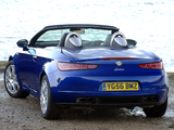 Alfa Romeo Spider UK-spec 939E (2006–2010) images