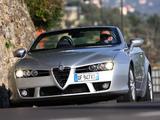 Alfa Romeo Spider 939E (2006–2010) images