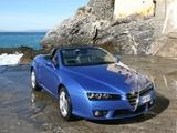 Alfa Romeo Spider 939E (2006–2010) photos