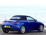 Alfa Romeo Spider UK-spec 939E (2006–2010) photos