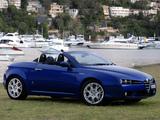 Alfa Romeo Spider AU-spec 939E (2006–2010) pictures