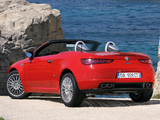 Alfa Romeo Spider 939E (2006–2010) wallpapers