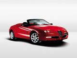 Alfa Romeo Spider 916 (2003–2005) images