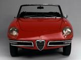 Images of Alfa Romeo Spider 1600 Duetto 105 (1966–1967)