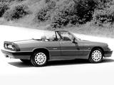 Images of Alfa Romeo Spider 2.0 Quadrifoglio Verde 115 (1986–1990)
