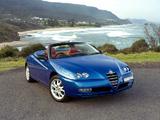 Images of Alfa Romeo Spider AU-spec 916 (2003–2005)