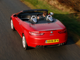 Images of Alfa Romeo Spider UK-spec 939E (2006–2010)