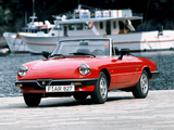 Images of Alfa Romeo Spider 115 (1983–1990)