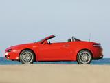 Photos of Alfa Romeo Spider 939E (2006–2010)
